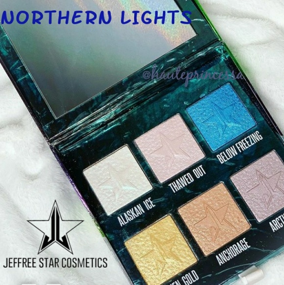 Northern Lights Supreme Frost Pro Palette by Jeffree Star #5